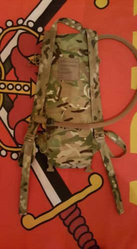 grade 1 condition mtp issued british army camelback 3